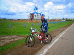 Заброшенные православные храмы Самарской области - На велосипеде по миру