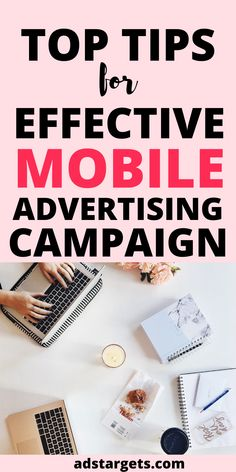 Mobile advertising has become one of the most desires advertising platform for internet marketers. Due to the recent developments in online advertising, markets have seen the mobile advertising as huge potentials for getting their target customers. In this post, it explained top tips for effective mobile advertising campaign. #advertising #mobileadvertisingcampaign #onlineadvertisng #onlineadvertisingmobile Mobile Advertising, Display Advertising, Online Advertising, Advertising Campaign, Target Customer, Internet Marketing, Platform, Tips, Online Marketing