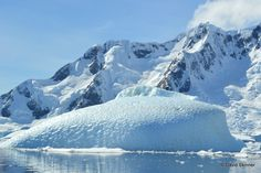 Fantastic #Antarctic scenery #Peaceful