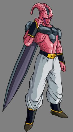 Super Buu - Cell Absorbed by ~hsvhrt on deviantART