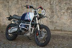 BMW R1200 GS by Ton-Up Garage