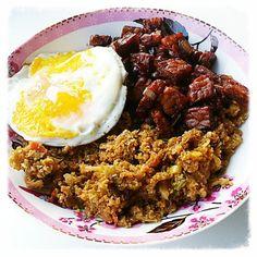 nasi goreng bloemkool rijst