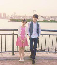 Honoka Miki & Furukawa Yuki from Itazura na Kiss (Love in Tokyo)