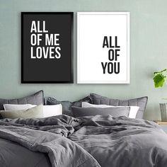 Kit All of me - preto e branco - comprar online