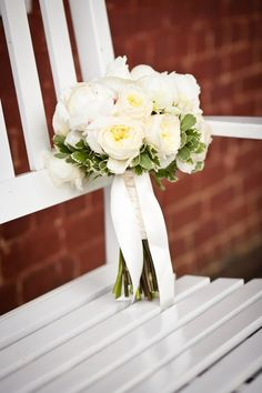 Amazing country wedding bouquet