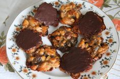 Christmas Sweets, Graham Crackers, Muffin, Healthy Recipes, Healthy Food, Pork, Meat, Cooking, Breakfast