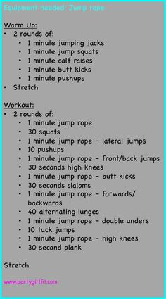 Interval workout - take out the pre-workout stretch