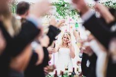 A toast to the bride!  #midlandsweddingphotographer