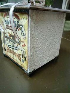 Bonbonos doboz