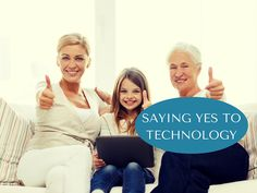 Convincing parents to say 'Yes' to technology, social networks and screentime