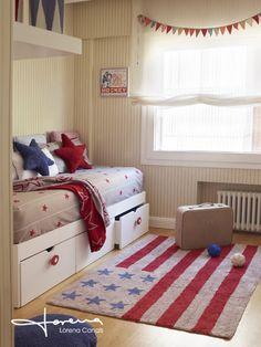 5 Ideas de decoracion para una habitacion infantil, te van a encantar!