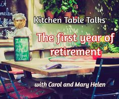Ah, Retirement, the waking up each day and happily sighing that life is good and all is well. Maybe for some. Carol Larson and Mary Helen Conroy discuss the important topic of what the first year of retirement is really like. The bliss might be dampened by depression, loneliness and even the 'shakes'. Forewarned is forearmed when it comes to the first year. http://www.retireerebels.com/the-first-year-of-retirement-ktt-103/
