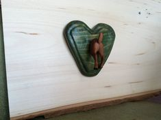 Deer Rear, $20 | 23 Delightful Pieces Of Faux Taxidermy Where No Animal Actually Died