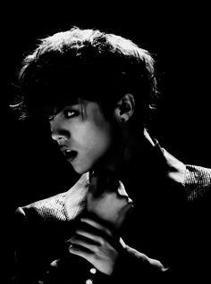 reason: do i need to say more? Luhan Exo, Exo K, Funny Kpop Memes, Korean Entertainment, Oh Deer, Exo Members, Jaejoong, Attractive Men, Good Looking Men