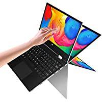 2 In 1 Laptop Jumper X1 Windows 10 Laptop Fhd Touchscreen Display Laptop Computer 11 6 Inch 6gb Ram 128gb Rom Touch Screen Display Pc Laptop Windows 10