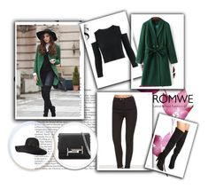 """""""Romwe 58"""" by zerina913 ❤ liked on Polyvore featuring Tod's and romwe"""