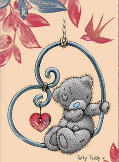 Tatty Teddy © Me to you