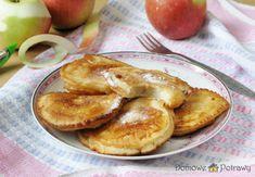 jablka-w-ciescie2 Pretzel Bites, Pancakes, French Toast, Bread, Breakfast, Food, Morning Coffee, Brot, Essen
