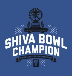 Shiva Bowl Champion - The League The League Tv Show, Shiva, Busted Tees, Day Of The Shirt, Tv Show Quotes, Comedy Show, Fantasy Football, Best Shows Ever, Movies Showing