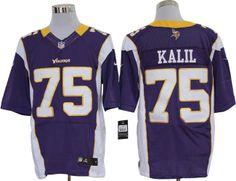 NFL Elite Minnesota Vikings Jersey (6) , sale  $21.99 - www.vod158.com