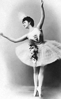 Mathilda Kschessinska, prima ballerina assoluta and mistress of Czar Nicholas II before his marriage to Czarina Alexandra, mother to Anastasia Romanov