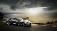 Aston Martin - Vanquish - 2013