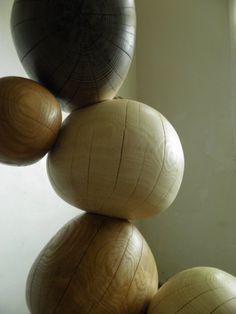 Joshua Vogel #wood #sculpture