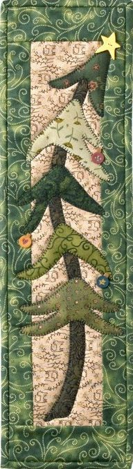 P45 Holiday Tree - P - http://quiltingimage.com/p45-holiday-tree-p/