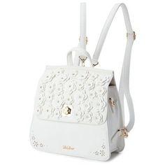 Liz Lisa back pack handbag shibuya109 white