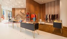 Inside the Bally Ginza Flagship Store