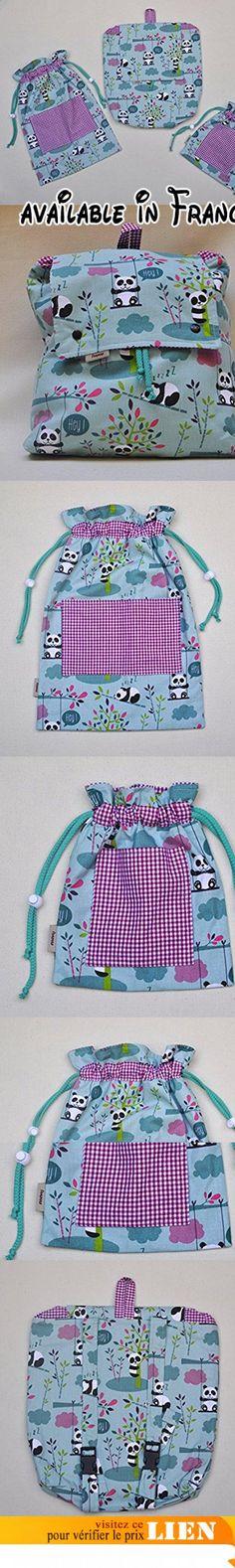 Set du trois pièces, le sac à dos et sacs de la maternelle..  #Guild Product #GUILD_BABY