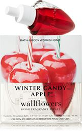 Winter Candy Apple Wallflowers 2-Pack Refills - Home Fragrance - Bath & Body Works