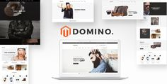 Domino - Fashion Responsive Magento 2 Theme . Domino has features such as High Resolution: Yes, Compatible Browsers: IE10, IE11, Firefox, Safari, Opera, Chrome, Edge, Compatible With: Bootstrap 3.x, Software Version: Magento 2.1.0, Magento 2.0.7, Magento 2.0.6, Columns: 1