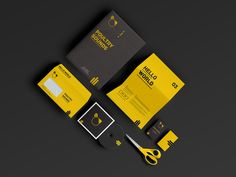 Branding for an audio-recording studio POULTRY SOUNDS