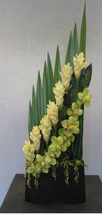 parallel arrangements flowers - Google Search
