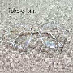 awesome Tendance lunettes   Vintage gafas transparentes frames lunettes de  vue pour hommes femme popular cle 573ec60e6301