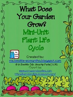 Includes:Plants can/have/are anchor chart headingsPlants can/have/are recording sheet for K / 1 or 2Plant Needs anchor chart headingsPlant ...