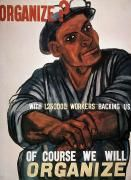 Image detail for -Labor Union Posters - LABOR: POSTER, 1930s Poster by Granger