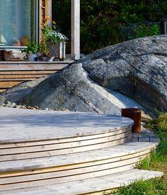 Fikk du ideer i løpet av sommeren til hva slags terrasse du vil ha? Du trenger ikke å vente til neste sommer med å realisere drømmen. Hvorfor ikke gjøre jobb...