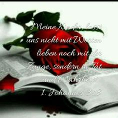 1. Johannes 3, 18
