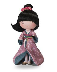 Anekke bábika s čiernymi vlasmi.Oblečené má kimono v ružovo - tyrkysovej farbe. Balené v darčekovej krabici Anekke. Disney Characters, Fictional Characters, Snow White, Disney Princess, Art, Art Background, Snow White Pictures, Kunst, Sleeping Beauty