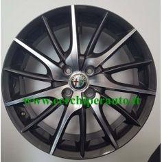 Cerchio in lega WSP Italy W254 Anthracite Polished Alfa Romeo Mito Offerta