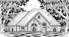 European House Plan 79212