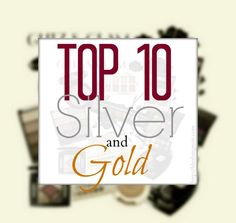 Top 10 Silver & Gold Eye Shadow Palettes