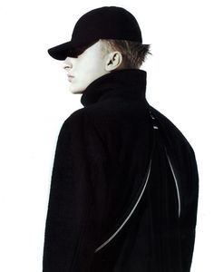 7583322a1b2 DIOR HOMME SPECIAL BY KRIS VAN ASSCHE VII NUMERO HOMME CHINA JUNE 012 P   BRUNO