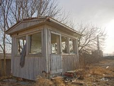 Photo of the Day A Shack with no Amenities