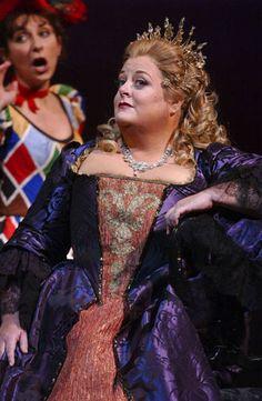 Natalie Dessay & Deborah Voigt | Ariadne auf Naxos' - Deborah Voigt
