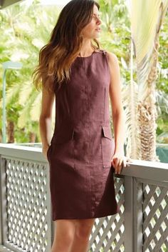 Buy Linen Dress online today at Next: Israel
