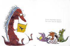 Dragonario de Raquel Gu (Lectura recomendada niños 4 años)