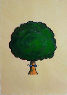 Tree, 22 x 42 cm, 2013